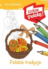 Kolorowanka Polskie tradycje