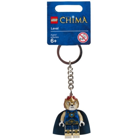 LEGO Brelok Chima Laval (850608)