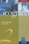 Geografia 2 Zeszyt ćwiczeń