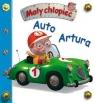 Mały chłopiec. Auto Artura w.2020