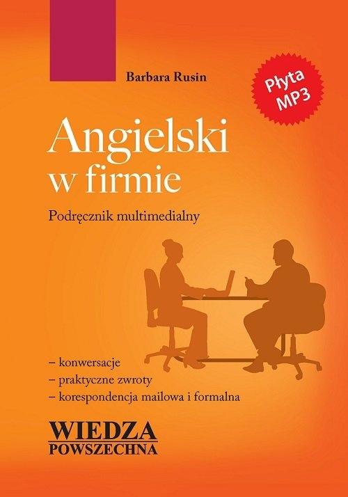 Angielski w firmie Podręcznik multimedialny Rusin Barbara