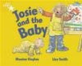 Rigby Star Guided 1 Yellow Level: Josie and the Baby Pupil Book (Single)