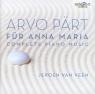 Part: Fur Anna Maria, Complete Piano Music  Jeroen Van Veen