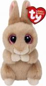 Maskotka Beanie Boos Ginger - brązowy królik 11 cm (TY 36875)