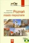 Poznań miasto niepoznane + CD Rezler Marek, Bogdanowski Jerzy
