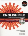 English File Upper-intermediate Student's Book with iTutor and Online Skills