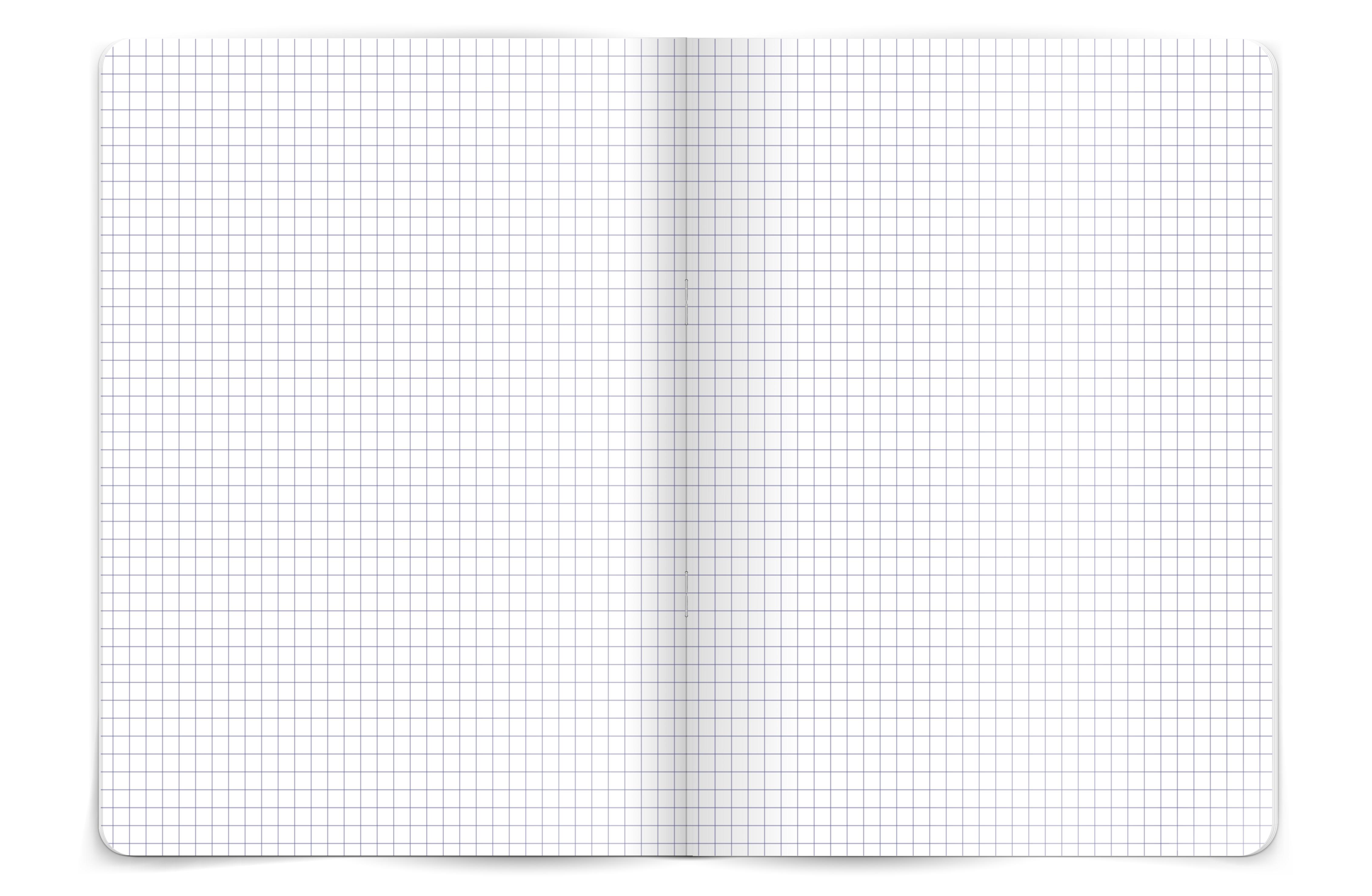 Zeszyt TOP-2000 Megamix A4/32k, linia podwójna (400147557)