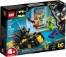 Lego DC Super Heroes: Batman i rabunek Człowieka-Zagadki (76137) Wiek: 4+