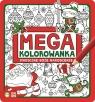 Megakolorowanka Magiczne Boże Narodzenie