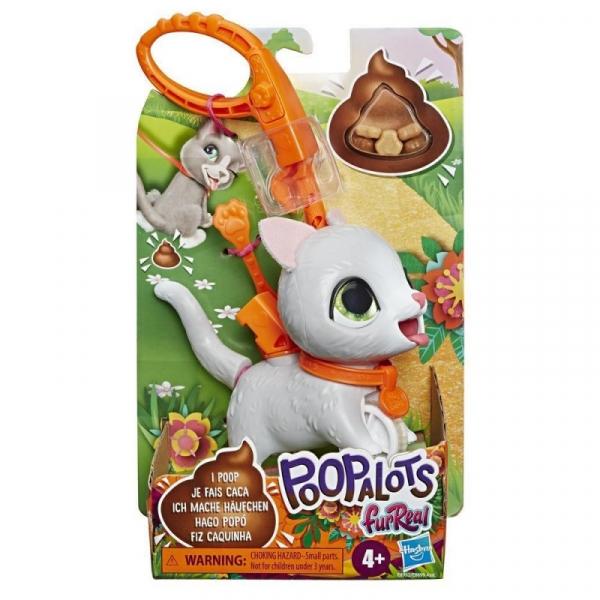 Figurka Fur Real Poopalots - Kotek (E8899/E8952)