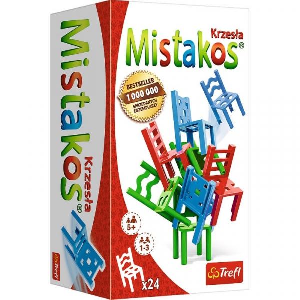 Gra Mistakos Walka o stołki (02075)