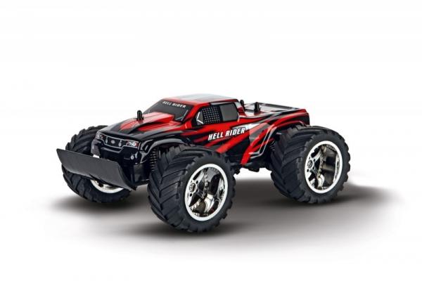 Samochód RC Hell Rider 2, 4GHz (370160011)