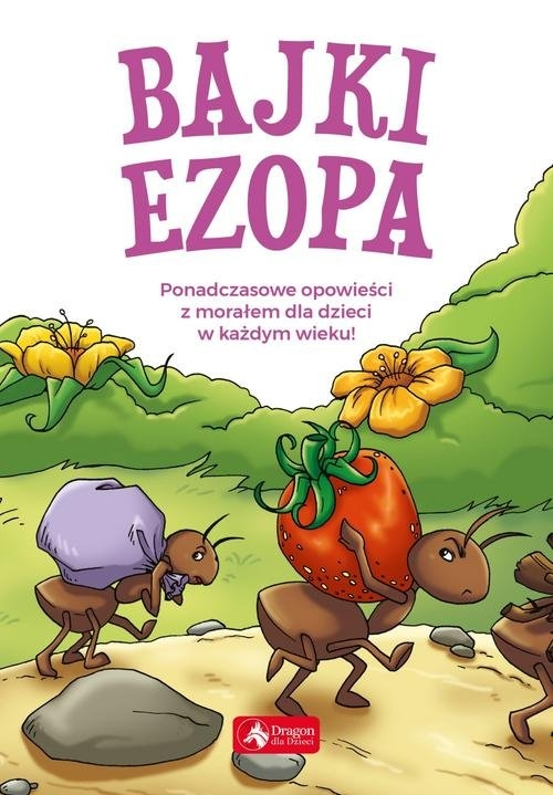 Bajki Ezopa - Ezop - książka