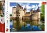 Puzzle 3000: Zamek w Sully-sur-Loire, Francja (33075)