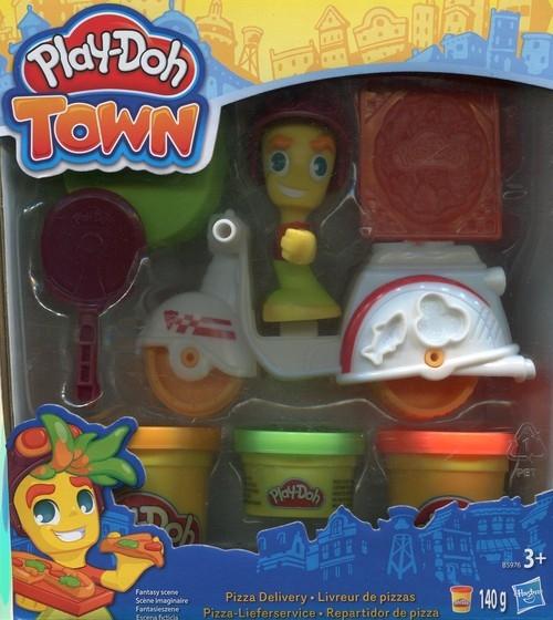 Play-Doh Town Mini pojazd (B5976)