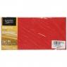 Koperta Galeria Papieru DL - Czerwony 110 mm x 220 mm (280117)