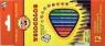 Kredki ołówkowe Koh-I-Noor Triocolor 12 kolorów (3132)
