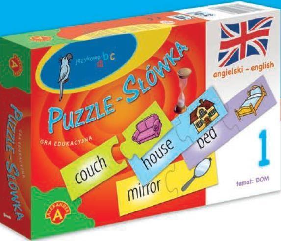 Puzzle-Słówka 1  (0475)