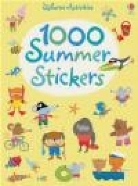 1000 Summer Stickers Fiona Watt