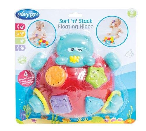 Zabawka do kąpieli Hipcio