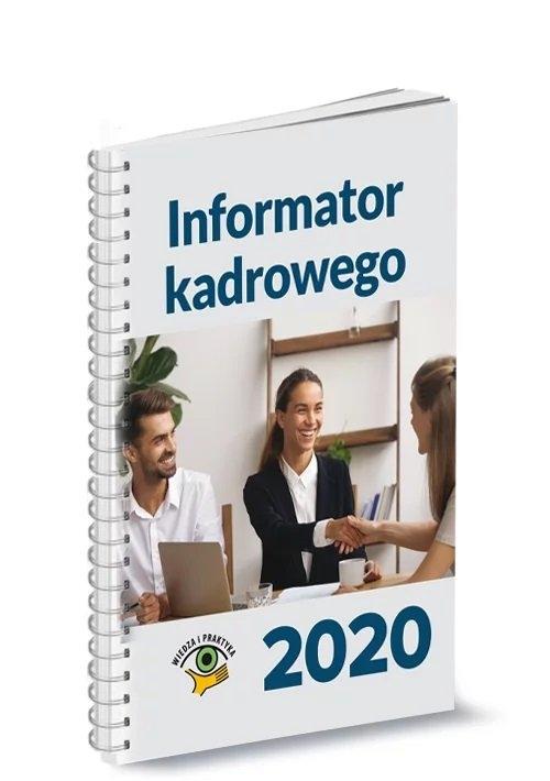 Informator kadrowego 2020 Praca zbiorowa