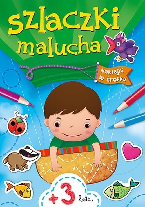 Szlaczki dla malucha Pierwsze kroki w nauce pisania