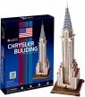 Puzzle 3D Chrysler Building  (C075H)
