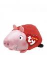 Maskotka Teeny Tys Świnka Peppa - Peppa 10 cm (TY 42175)