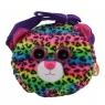 TY Gear torba na ramię Dotty - kolorowy leopard