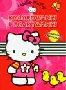 Hello Kitty Kolorowanki i zgadywanki