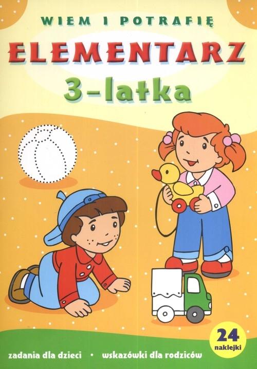 Elementarz 3-latka Krassowska Dorota