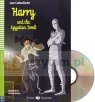 Harry and the Egyptian Tomb książka +CD A2