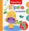 Fisher Price Puzzle Hipcio i przyjaciele
