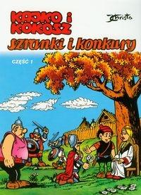 Kajko i Kokosz Szranki i konkury część 1 Christa Janusz