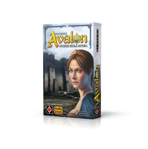 Avalon Rycerze króla Artura