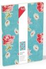 Zeszyt A5 Chintz Roses w linie 96 stron