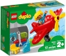 Lego Duplo: Samolot (10908)