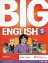 Big English 5 Pupil's Book with MyEnglishLab Herrera Mario, Sol Cruz Christopher