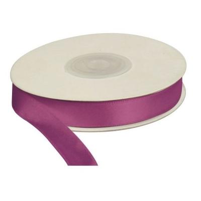 Wstążka satynowa fioletowa 12mm/25m (312025)