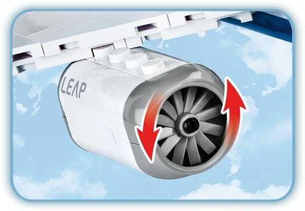 Cobi: Boeing 737 MAX 8 (26175)