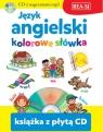 Język angielski - kolorowe słówka