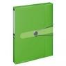 Teczka A4 PP z gumką Easy Orga Zielona