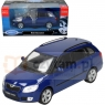WELLY Skoda Fabia Combi II, niebieska (WE22519)