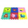 ARTYK 6 EL. Puzzle piankowe Zwierzęta (X-ART-1005B-6)