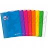 Zeszyt Oxford Easybook A5/60k linia (400146694) mix kolorów