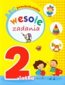 ABC przedszkolaka Wesołe zadania 2-latka