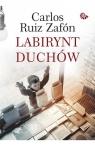 Labirynt duchówoprawa miękka Carlos Ruiz Zafon