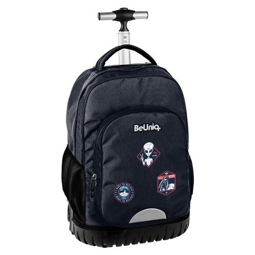 Plecak na kółkach BeUniq Ufo (PPUF20-1231)