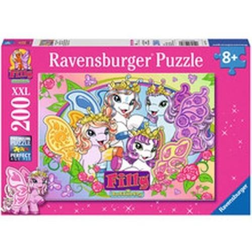 Puzzle 200 XXL Filly Motylek