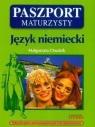 Paszport maturzysty Język niemiecki + CD Chudzik Małgorzata